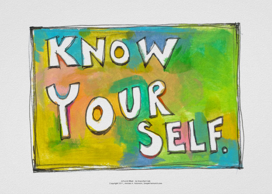 How do you know if you are self-aware or not? – Diary of a Intern Part Seven