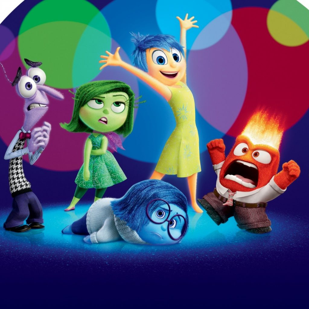 Why we love the movie Inside Out.