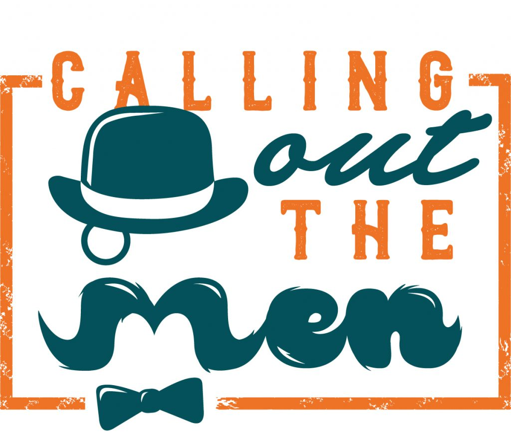 This Movember we're Calling Out The Men.